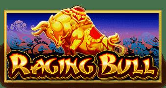 Raging Bull logo เกมใหม่จาก Pragmatic play