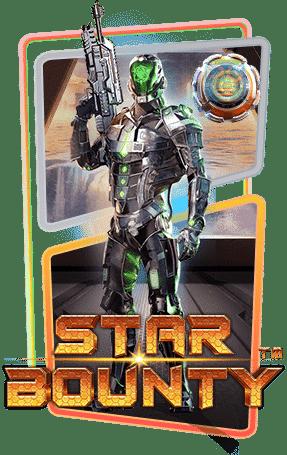 Star Bounty กรอบเกม
