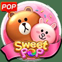 Sweet POP slot CQ9 logo
