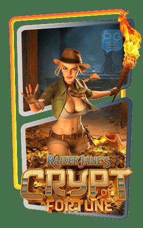 สล็อต Raider Jane's Crypt of Fortune ทดลองเล่น pg สล็อตเครดิตฟรี