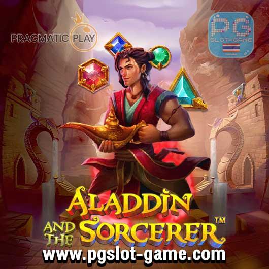 Aladdin and the Sorcerer ทดลองเล่นสล็อต pp