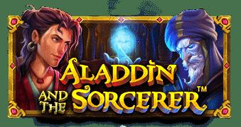 Aladdin and the Sorcerer Logo