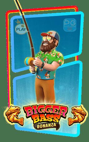 Bigger Bass Bonanza ทดลองเล่นสล็อต pp