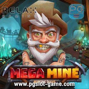 Mega Mine ทดลองเล่นสล็อต Relax Gaming Slot demo เล่นฟรี