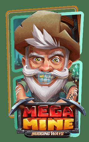 Mega Mine ทดลองเล่น Relax Gaming Slot demo เล่นฟรี