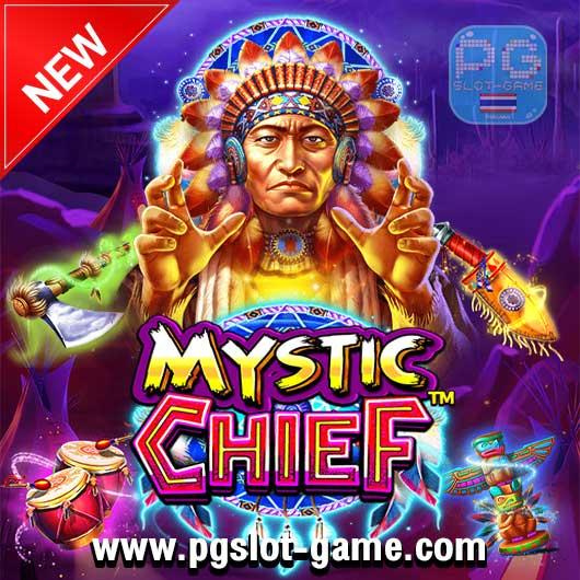 Mystic Chief banner ทดลองเล่นสล็อต pp หรือ Pragmatic Play