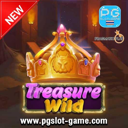 Treasure Wild ทดลองเล่นสล็อต pp หรือ Pragmatic Play เครดิตฟรี