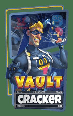 Vault Cracker ทดลองเล่นฟรี สล็อตแตกง่าย