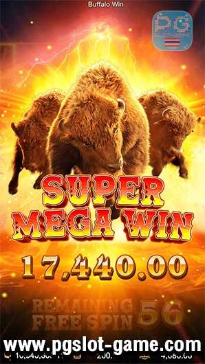 Buffalo win ชนะเงินรางวัล