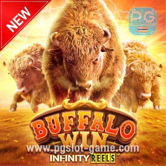 Buffalo win ทดลองเล่น pg เล่นฟรี สมัครโบนัส100%