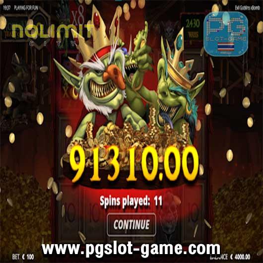 Evil Goblins xBomb ชนะเงินรางวัล
