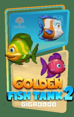 Golden Fish Tank 2 Gigablox ทดลองเล่นสล็อต yggdrasil Slot เล่นฟรี