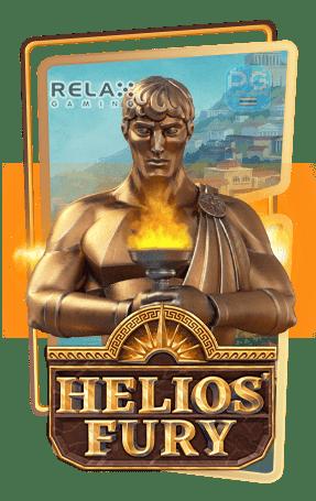 Helios' Fury ทดลองเล่นสล็อต Relax Gaming สล็อตแตกง่าย เกมสล็อตใหม่