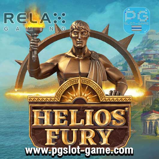 Helios' Fury ทดลองเล่นสล็อต Relax Gaming Slot demo เล่นฟรี