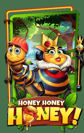 Honey Honey Honey ทดลองเล่น pp Slot เล่นฟรี
