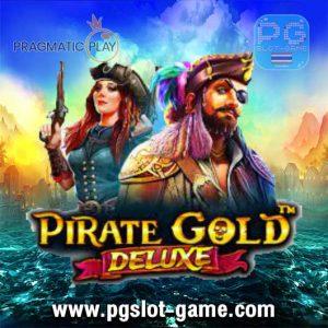 Pirate gold deluxe ทดลองเล่นสล็อต pp Slot หรือ Pragmatic Play ฟรี สมัครรับโบนัส100%