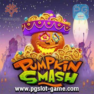 Pumpkin Smash ทดลองเล่นสล็อต yggdrasil Gaming slot demo เครดิตฟรี สมัครรับ100%