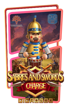 Swords and sabres charge gigablox ทดลองเล่นสล็อต Yggdrasil Slot demo เล่นฟรี สมัครรับโบนัส100%