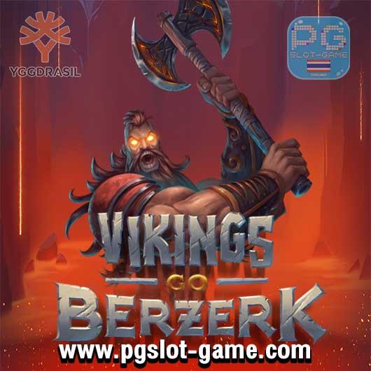 Vikings Go Berzerk Reloaded ทดลองเล่นสล็อต yggdrasil Gaming