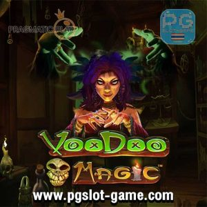 Voodoo Magic ทดลองเล่นสล็อต pp slot หรือ Pragmatic Play ฟรี สมัครรับโบนัส100%