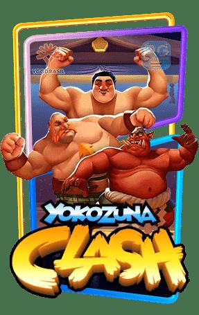 Yokozuna Clash ทดลองเล่นสล็อต Yggdrasil Gaming Slot เล่นฟรี สมัครรับโบนัส100%