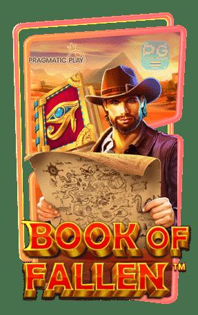 book of fallen ทดลองเล่นสล็อต pp Slot หรือ Pragmatic Play เล่นฟรี สมัครรับโบนัส100%